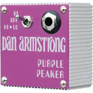 Dan Armstrong – Purple Peaker