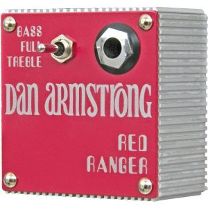 Dan Armstrong – Red Ranger