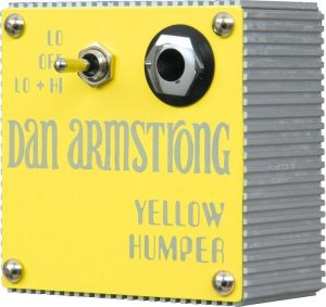 Dan Armstrong – Yellow Humper