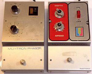 Mu-Tron Prototypes