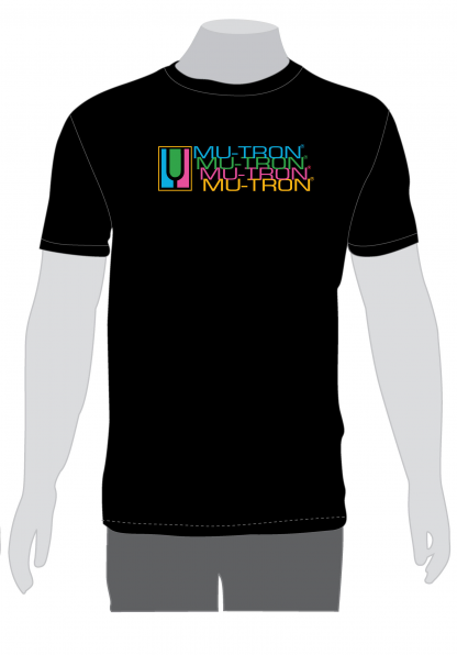 Mu-Tron Black Delay Trails T-Shirt