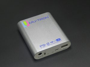 PS-2 Rechargeable 9volt Power Supply