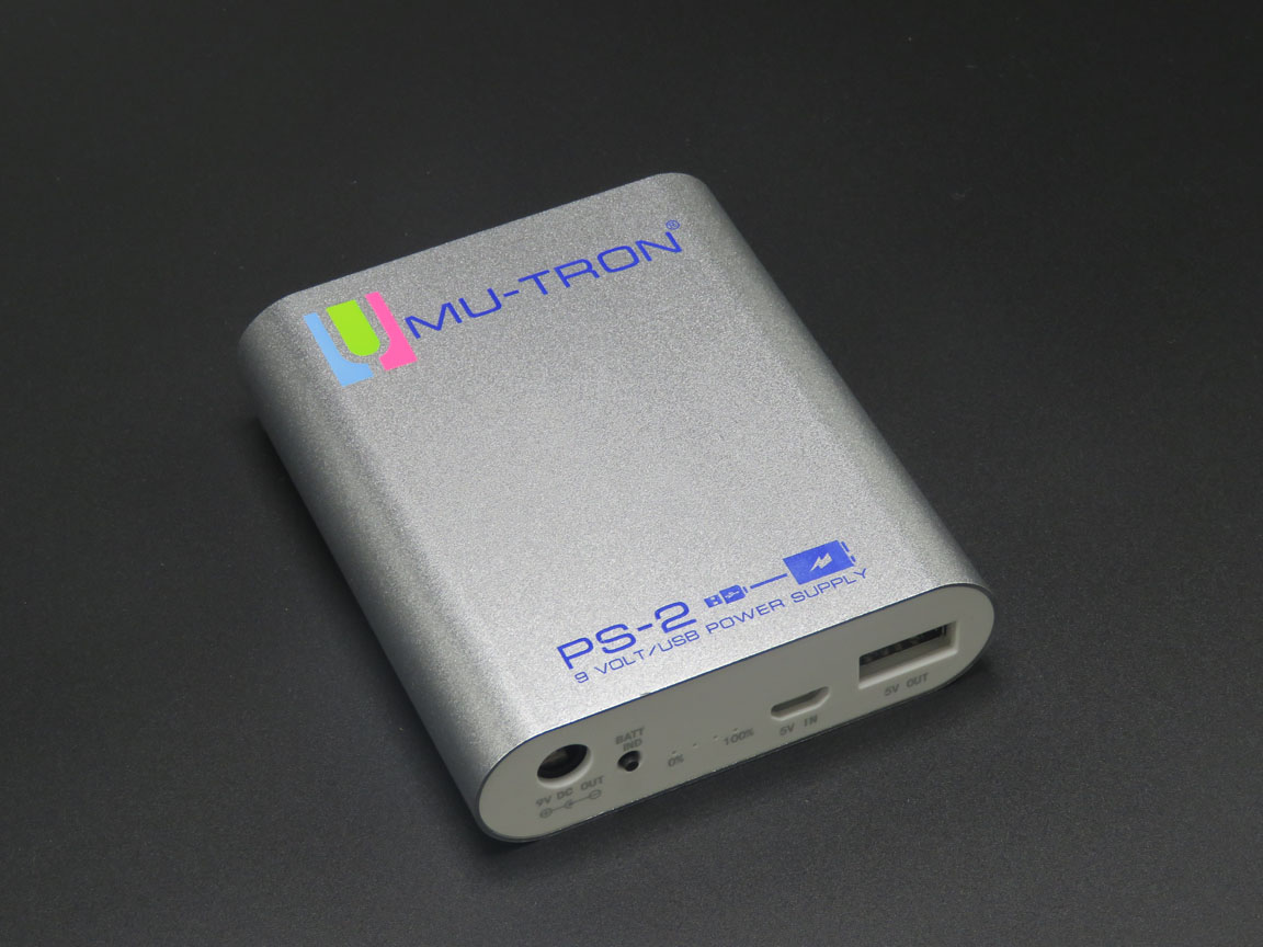 Mu-Tron PS-2 Battery Buddy