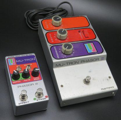 Phasor III Phasor II