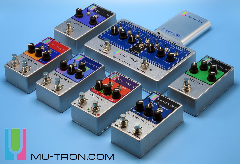 Mu-Tron Family